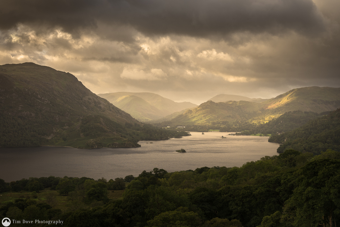 Park Brow - Looking to Ullswater