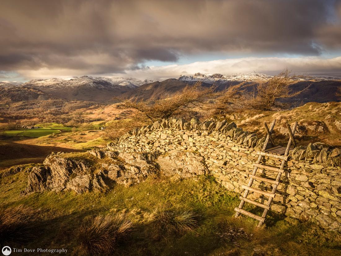 Black Crag Summit Stile